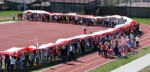 Uczniowie Szkoły Podstawowej Nr 3 W Gołdapi Uczcili święto